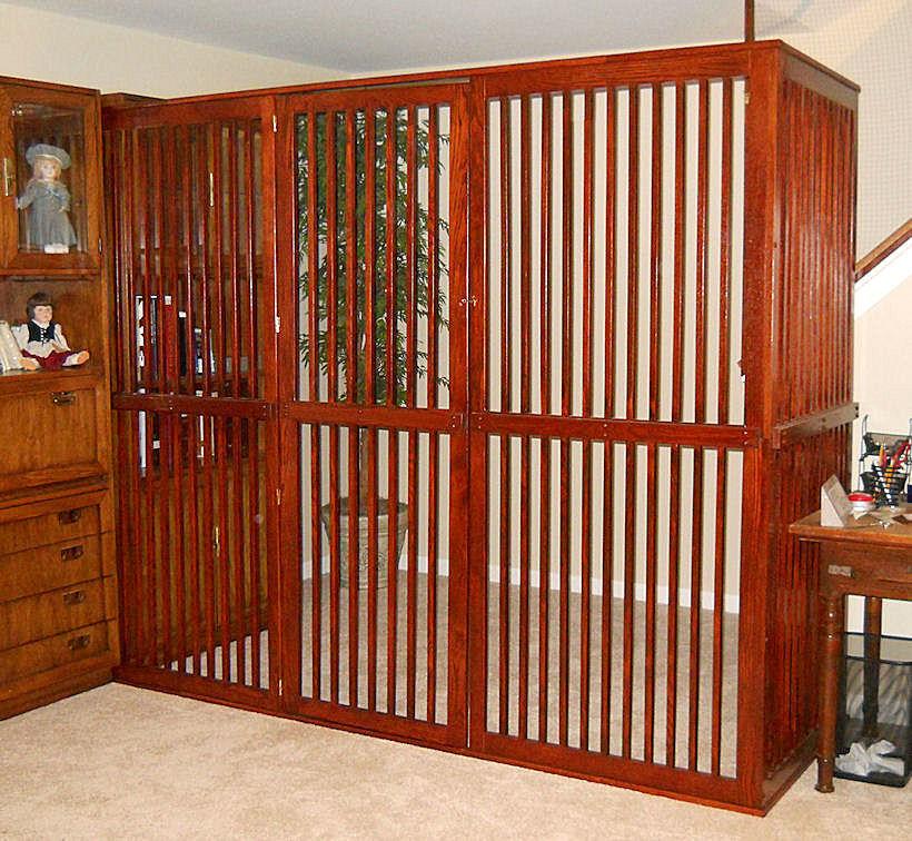 Indoor Cat And Dog Enclosure Room Divider